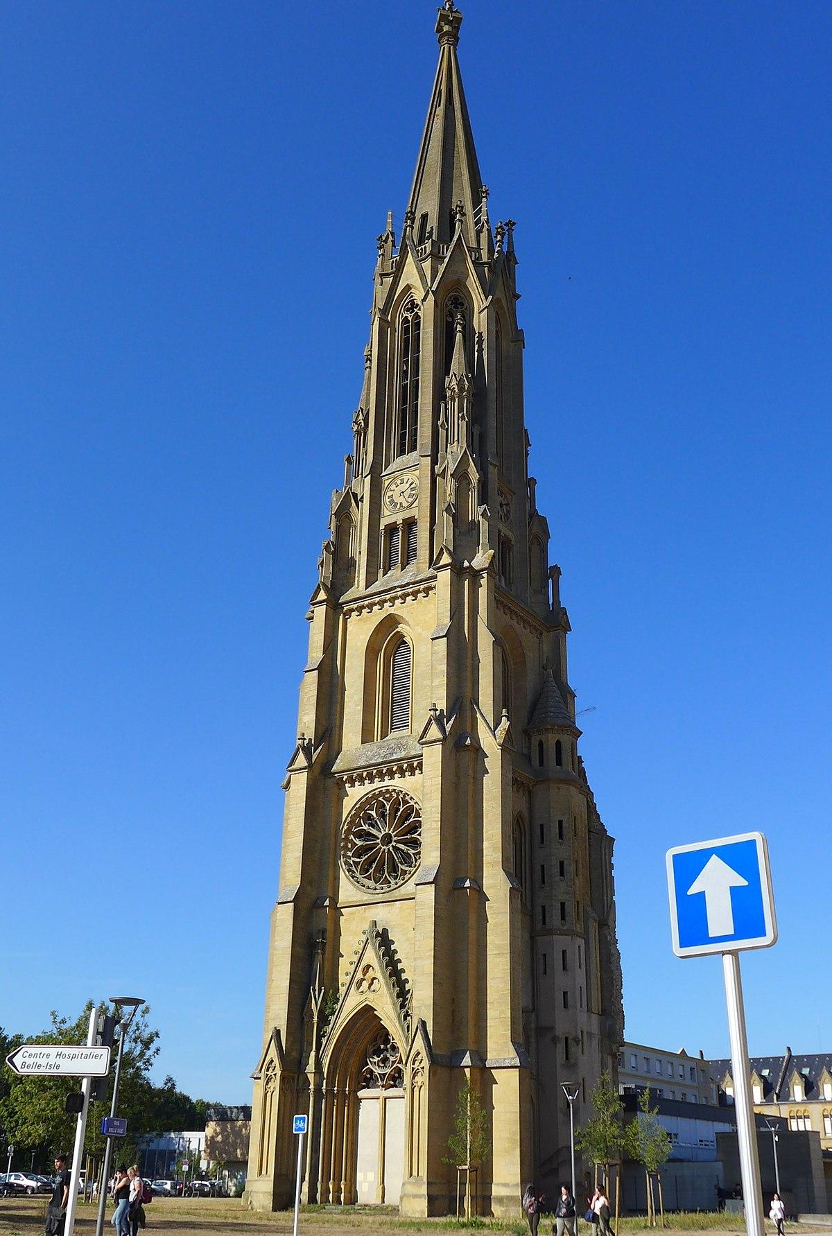 Garnisonskirche Metz – Wikipedia