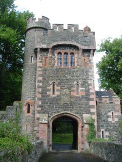 definition of gatehouse