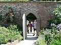Gate from the tea-room garden, Trengwainton Garden - geograph.org.uk - 236514.jpg