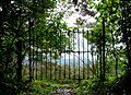 Gate into Forest Reserve. Rancho Naturalista - Flickr - gailhampshire.jpg