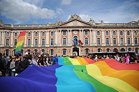 Image illustrative de l'article Droits LGBT en France