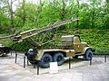 Gedenkstätte Seelower Höhen Geschosswerfer BM-13-16NM.JPG