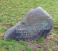 Gedenkstein Hasenheide (Neukö) Verbrüderungsfeier.jpg