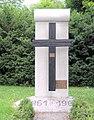 Gedenktafel Edelhofdamm (Froh) Opfer der Berliner Mauer.JPG
