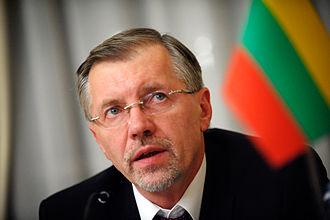 Gediminas Kirkilas - Image: Gediminas Kirkilas