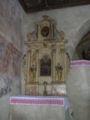 Gelence church inside 7.JPG