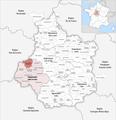 Gemeindeverband Gâtine et Choisilles-Pays de Racan 2019.png