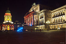 Gendarmenmarkt Festival of Lights 2007.jpg