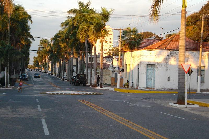 Ficheiro:General Rondon Avenue, Corumbá 240.jpg