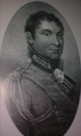Battle of Arroyo dos Molinos - Rowland Hill
