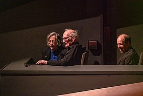 George Crumb at 90, Alice Tully Hall (40685933803).jpg