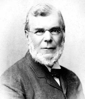 George Johnston Allman - Image: George Johnston Allman