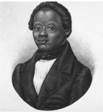 George Peter Thompson - George Peter Thompson in 1842