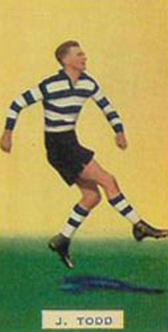 1931 VFL season - George 'Jocka' Todd