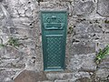 George V wall letter box. - panoramio.jpg