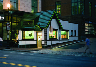 Sweetgreen - The original sweetgreen, located on historic M Street in Washington, D.C., was founded in 2007.