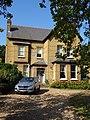 Gerald Durrell 43 Alleyn Park, Dulwich, London, SE21 8AT, London Borough of Southwark.jpg