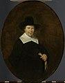 Gerard ter Borch (II) - Gerard Abrahamsz van der Schalcke (1609-67). Lakenkoopman te Haarlem - SK-A-1784 - Rijksmuseum.jpg