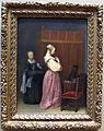 Gerard ter borch, giovane donna alla toeletta con una cameriera, 1650-51 ca..JPG