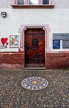 Gerberau 28a (Freiburg im Breisgau) jm58764.jpg