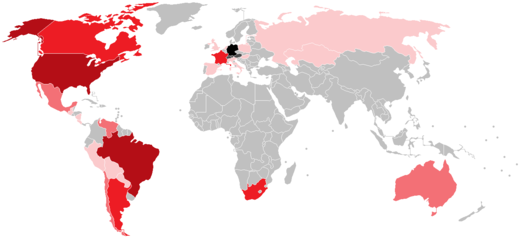 German ancestry by country.png