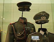 German military uniforms (Reichswehr and III Reich)- Dresden
