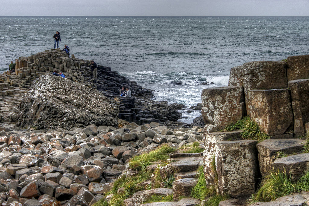 N. ireland the giant s causeway