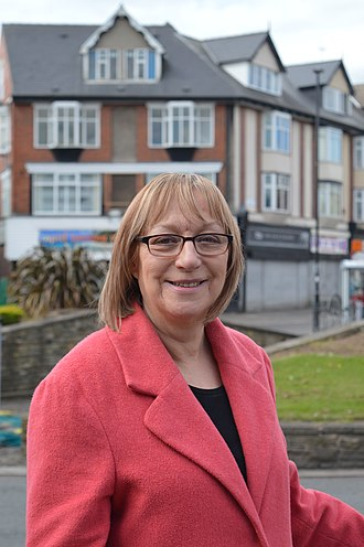 Gill Furniss - Image: Gill Furniss in Firth Park