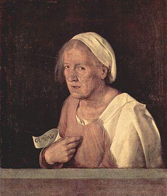 1508 in art - Image: Giorgione 051