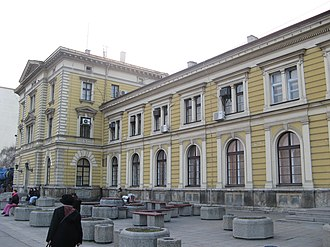 Belgrade Main railway station - Image: Glavna železnička stanica Beograd 1
