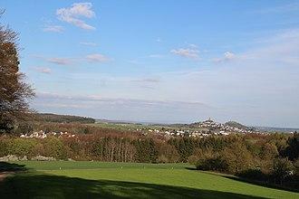 Biebertal - Image: Gleiberger Land (001)