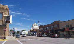 Downtown Glencoe
