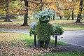 Gliwice - Park Chopina i sam Chopin ale od tyłu - panoramio.jpg
