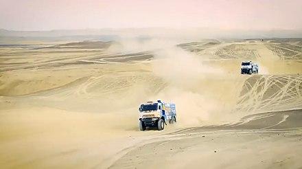 Dakar Cea mai dură competiție de rally-raid din lume a ajuns la final - Eurosport
