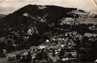 Globočica, Struga - Image: Globočica stara