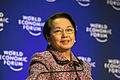 Gloria Macapagal Arroyo WEF 2009.jpg