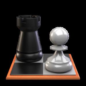 GNOME Chess - Image: Gnome chess icon glossy