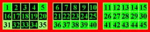 GoBingo - The bingo cards for studio contestants