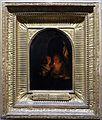 Godfried schalken, coppia di amanti al chiarore di una candela, effetto di luce, 1665-70 ca.jpg