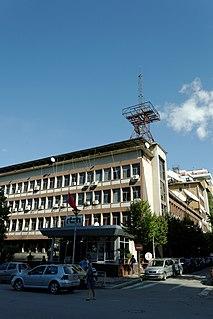Albanian Radio-Television Albanian public broadcasting company