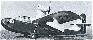 Goodyear Duck - Goodyear GA-2 Duck