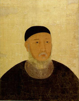 Goryeo - Yeom Jesin (1304–1382) was the main political opponent of the monk, Shin Don, who was in power.