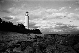Gotland, Faro Island, Faro Lighthouse (Faro Fyr), September 2013.jpg