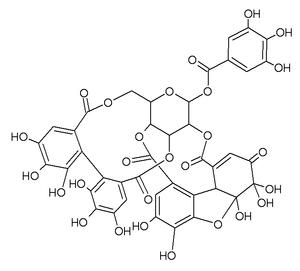 Granatin B - Image: Granatin B