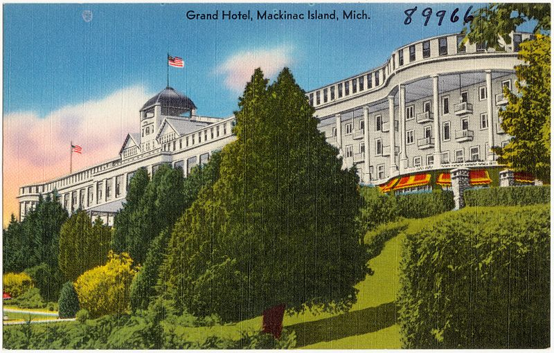 Mackinac Island Hotels