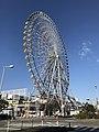 Grand ferris wheel of Tempozan Harbor Village.jpg