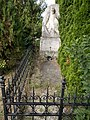Grave of Antal Garay (Akos Garay), Alsovaros Cemetery, 2016 Szekszard.jpg