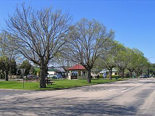 Bruthen, Victoria Town in Victoria, Australia