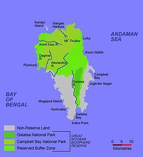 Great Nicobar Biosphere Reserve