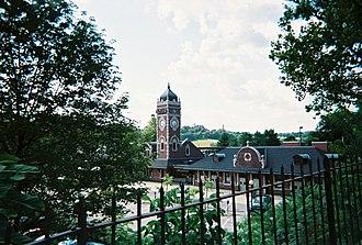 Greensburg, Pennsylvania - Train Station